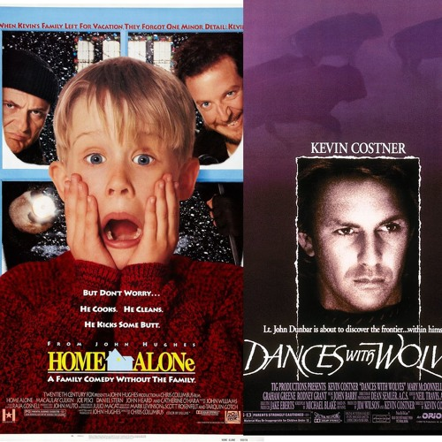 Episode 44 - Battle of 1990: Home Alone v. Dances with Wolves