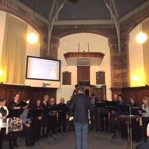 Kerstzang 22 december 2017 Kerk Nieuw- en Sint Joosland
