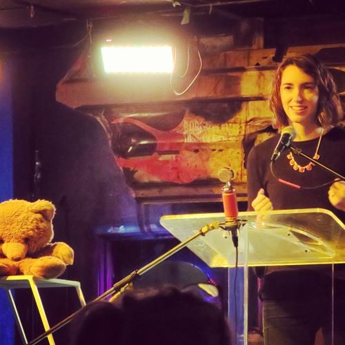 Katherine and the Teddy Bear
