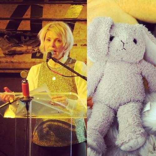 Heidi and the Fuzzy Bunny