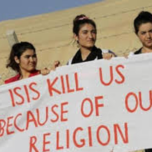 Stephen Taylor: the Genocide of Yazidi People by ISIS and US WAR Machine