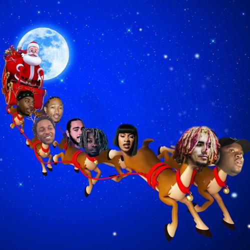 a very 2017 christmas (ft. big shaq, cardi b, lil pump, migos, post malone, future, etc)
