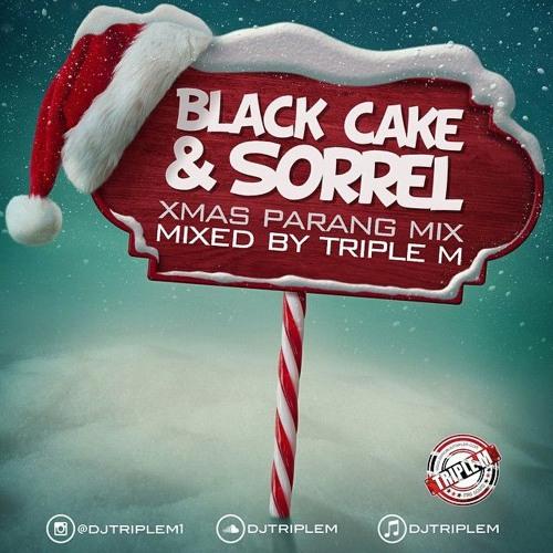 Black Cake And Sorrel Parang Mix