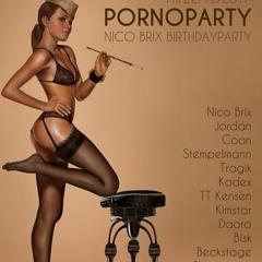 Dj Bisk Vs Daora Vs Robbi Robson Live @ Der Weiße Hase (22.12.17) Pornoparty Nico Brix B - Day
