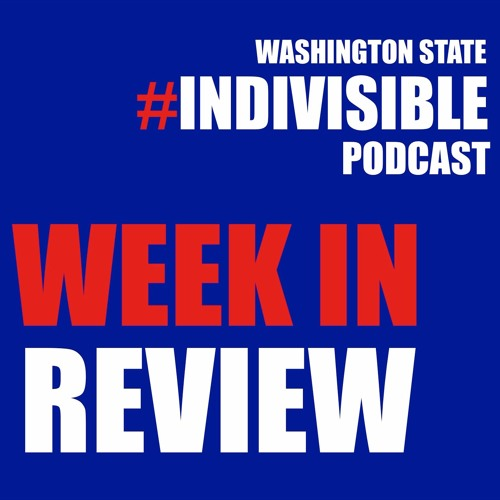 WEEK IN REVIEW 12/22/17: Chris Petzold (Indivisible WA 8th) and Josh Trupin (Dem. 8th CD Chair)