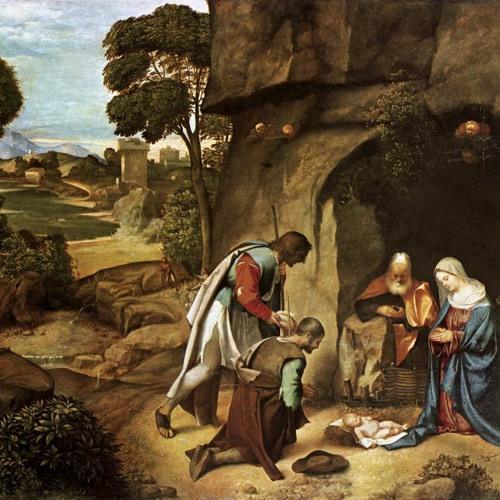 Christmette: Die Anbetung der Hirten