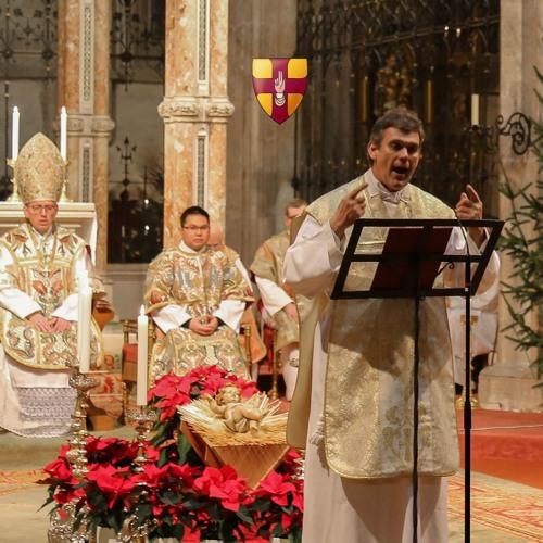 Christmette 2017 - Predigt Pater Roman Nägele
