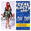 Cardi B Vs Freak Nasty - Bodak Yellow Da Dip Mix (63 - 132 Transition) FREE DOWNLOAD **CLICK BUY**