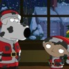 Christmas Is Killing Us Cover-Family Guy-Road to the North Pole