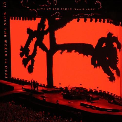 U2 - Bad (2017-10-21 - Sao Paulo)