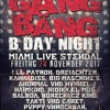 Kannadiss Vs. Big Machines @ Patron´s & Dreiachter´s Bday Miami Stendal  24.11.2k17