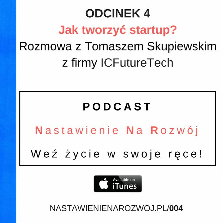 NNR 004: Jak tworzyć startup