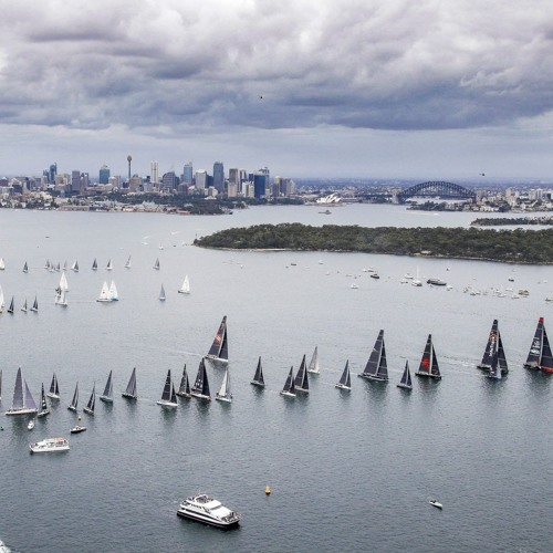 Rolex Sydney Hobart Start 2017 - Commentary
