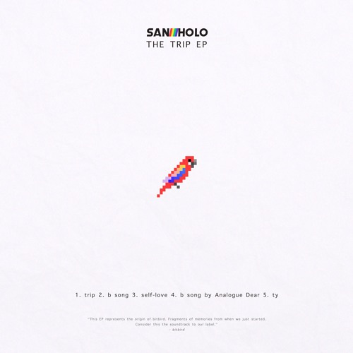San Holo - self-love