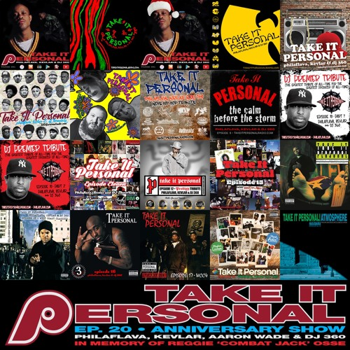 Take It Personal (Ep 20: Anniversary Special)