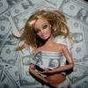 She take my money