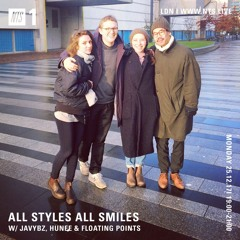 Hunee for All Styles All Smiles (NTS) - Xmas Special!