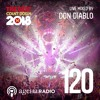 """ageHa Radio #120 """"THE BEST COUNTDOWN to 2018""""  LIVE Mix by DON DIABLO"""