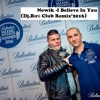 Newik -I Believe In You (Dj.Bíró Club Remix'2016)www.djbiropage
