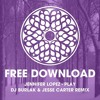Jennifer Lopez - Play ( Dj Burlak & Jesse Carter Remix )FREE DOWNLOAD