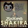 Build Everything (Shakira vs DAGames)