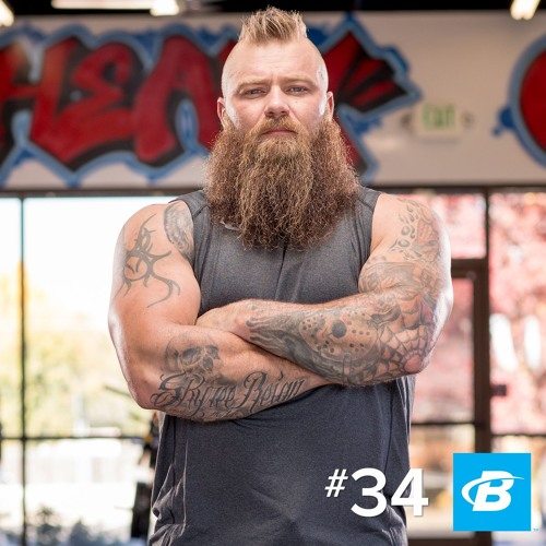 Episode 34: Hard-won Life and Lifting Lessons from KC Mitchell