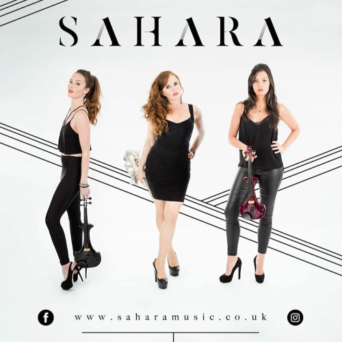 SAHARA - Electric String Group with Saxophone