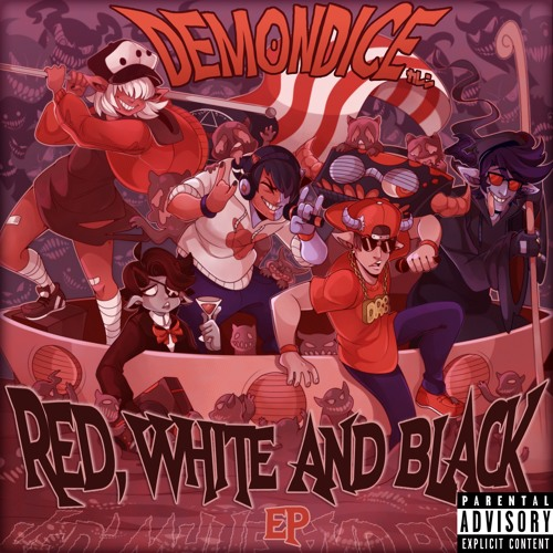 The Red, White and Black EP