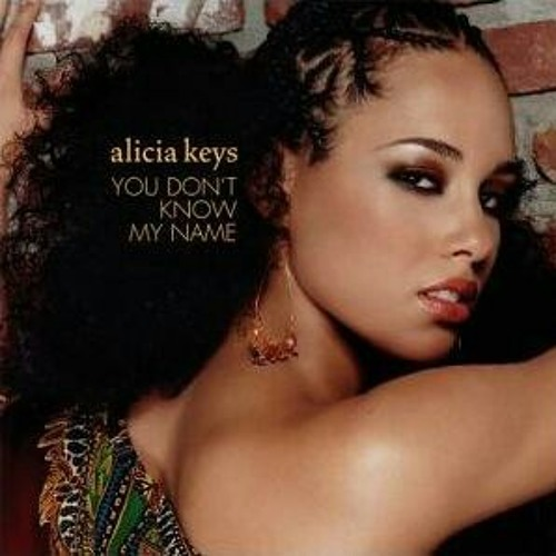 [SAMPLE SPEED] Alicia Keys - You Don't Know My Name (Instrumental Beat V2)