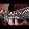 SpiderMan Homecoming Theme on Guitar