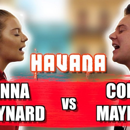 Camila Cabello - Havana( Sing off Conor Maynard and Anna Maynard