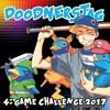 DOOD4: Game Challenge 2017 (+ Mein Spiel des Jahres)