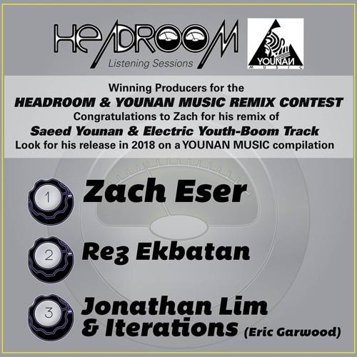 Saeed Younan & Electric Youth - Boom Track (Jonathan Lim & Iterations remix)