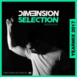 DIM3NSION - DIM3NSION Selection 167 (Yearmix 2017) 2017-12-29 Artwork