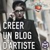 #8 - Créer un blog d'artiste - Nella Fragola