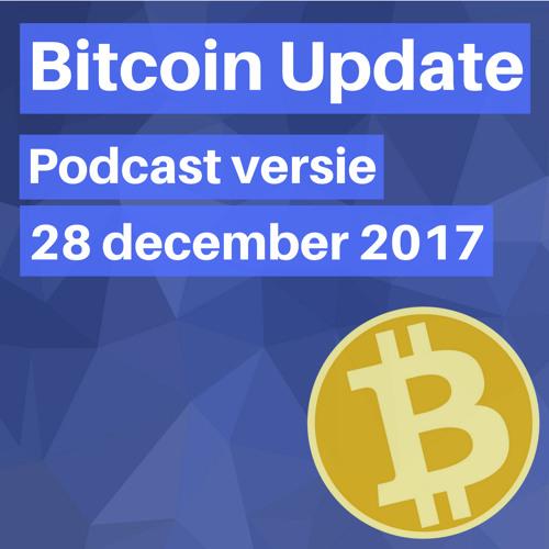 Bitcoin Update - 28 Dec 2017