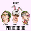 Bad Bunny x Lary Over x Da Mista - Prohibido (Official Remix)