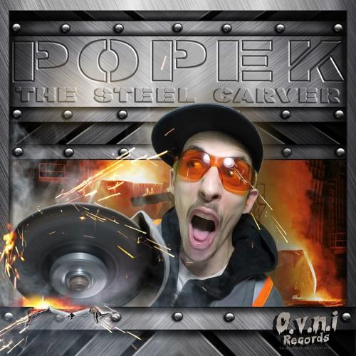Popek - The Steel Carver - Album Trailer