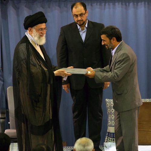 واکنشها به سخنان خامنهای درباره احمدینژاد
