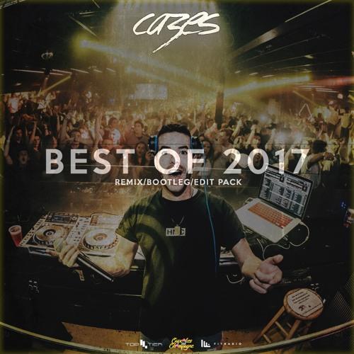Best of 2017 Remix/Bootleg/Edit Pack