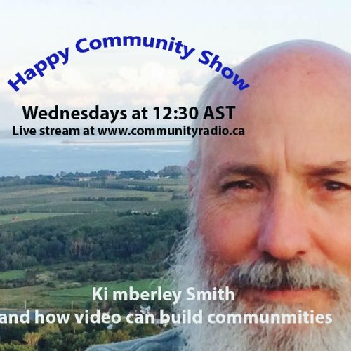 Happy Community Show Dec 27 2017 (s1) Kimberley Smith