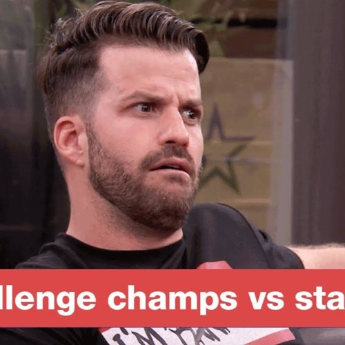 Rotten Banana Podcast: MTV Challenge – All's Fair in Love, War, & Challenges