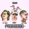 Prohibido (Official Remix)-  Lary Over Ft. Bad Bunny, Da Mista