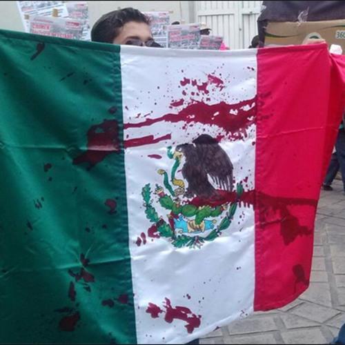 2 Ola de violencia, sangre y muerte en México