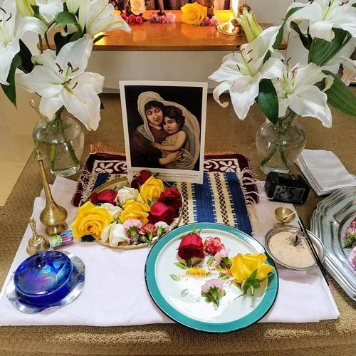 2017 December 24, Br. Shankara, Christmas Eve Service & Talk