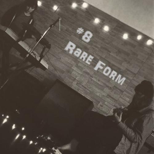 #8 Rare Form