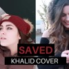 SAVED KHALID COVER  Katie and Kelly