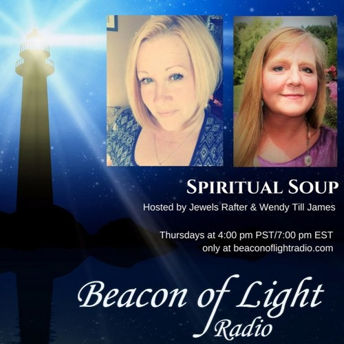 Spiritual Soup 12.28.2017 Bringing in the new year energetically