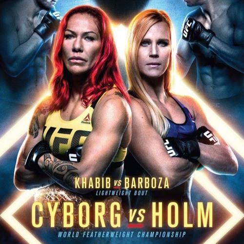 UFC 219 Preview Podcast