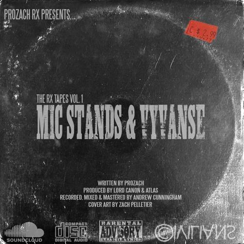 Mic Stands & Vyvanse